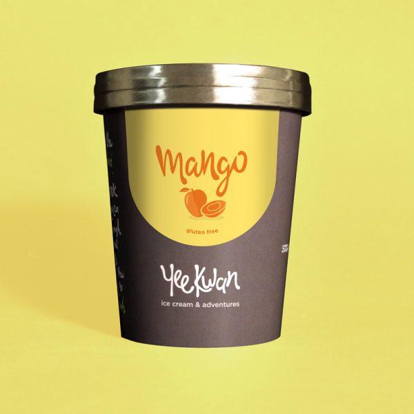 Alphonso Mango Sorbet