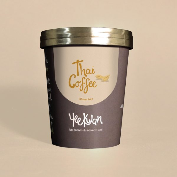 Thai Coffee Ice Cream